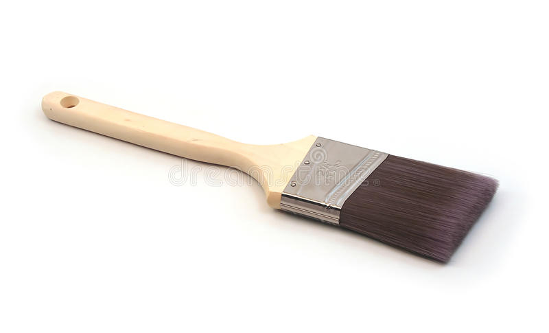 Download Paint Brush stock photo. Image of concept, bristles, home - 22739676