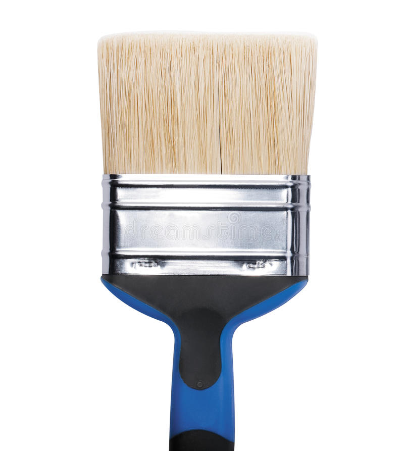Download Paint brush stock photo. Image of handle, handyman, construct - 26813558