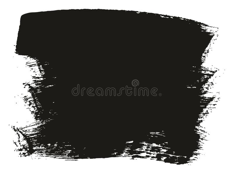 Paint Brush Medium Background High Detail Abstract Vector Background Set 66. This image is a vector illustration and can be scaled to any size without loss of royalty free illustration