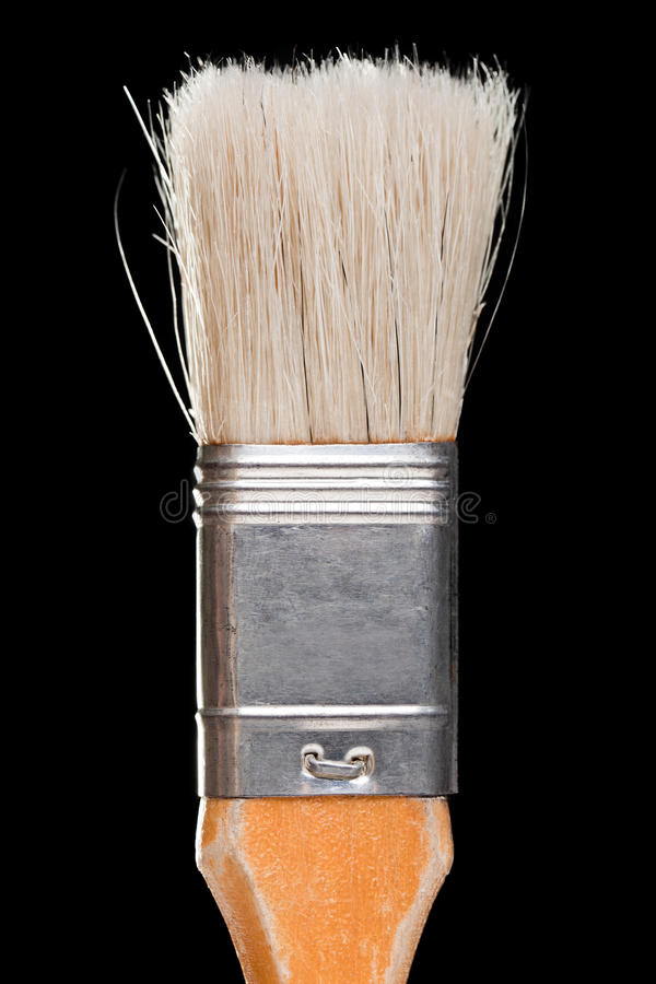 Download Paint brush tool stock image. Image of house, design - 17017679