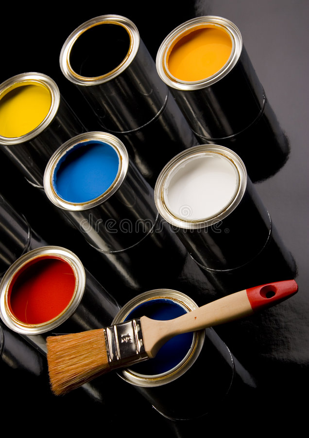 Download PAINT CAN Royalty Free Stock Image - Image: 2320966