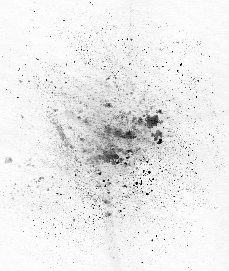 Paint Splatter royalty free stock photography