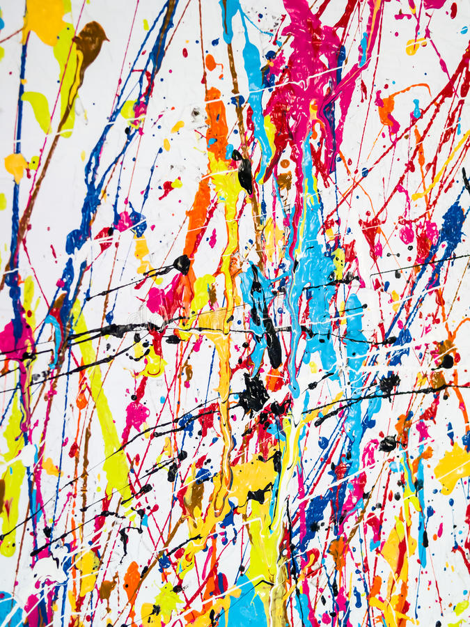 Free Paint Splatter Stock Image - 26023971