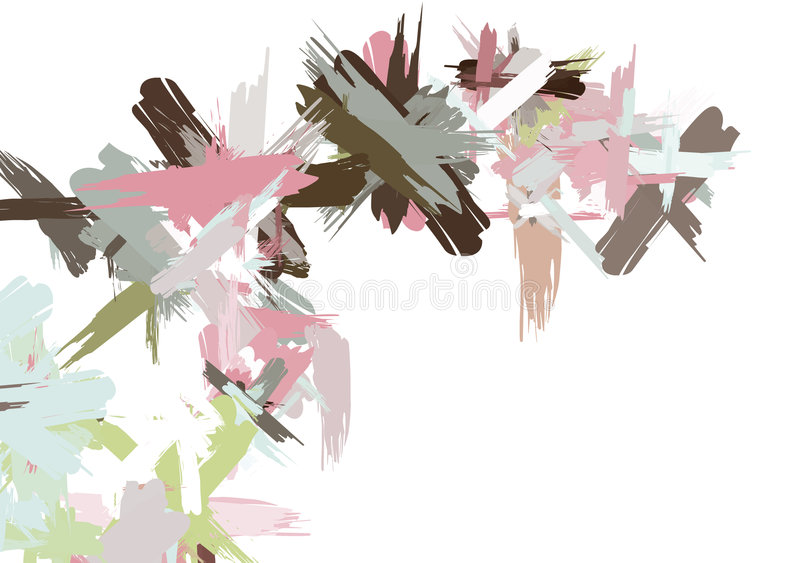 Download Paint Strokes Royalty Free Stock Images - Image: 2270009
