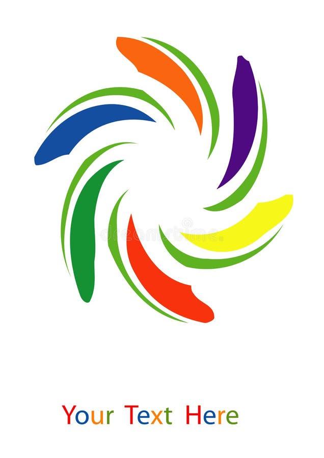 Free Paint Swirl Colors Stock Image - 18831981