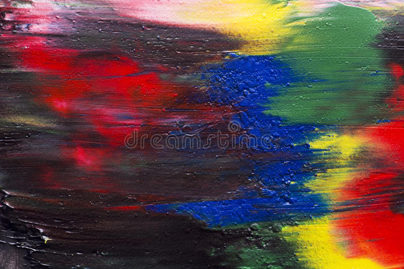 Paint texture stock image