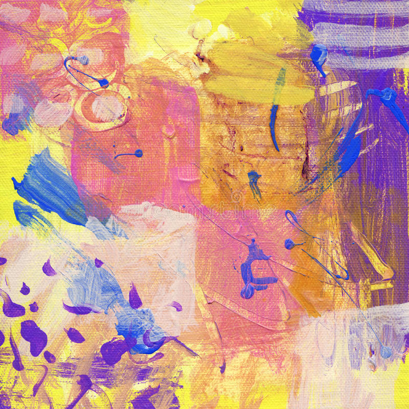 Download Paint textures stock illustration. Illustration of color - 22194390