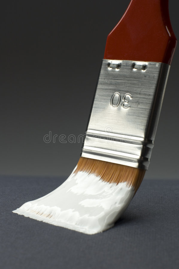 Download Paintbrush stock photo. Image of task, black, message - 1467748