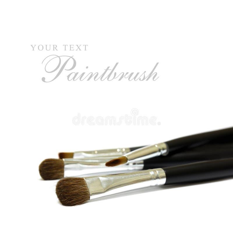 Download Paintbrush stock photo. Image of brush, accessory, background - 19789560