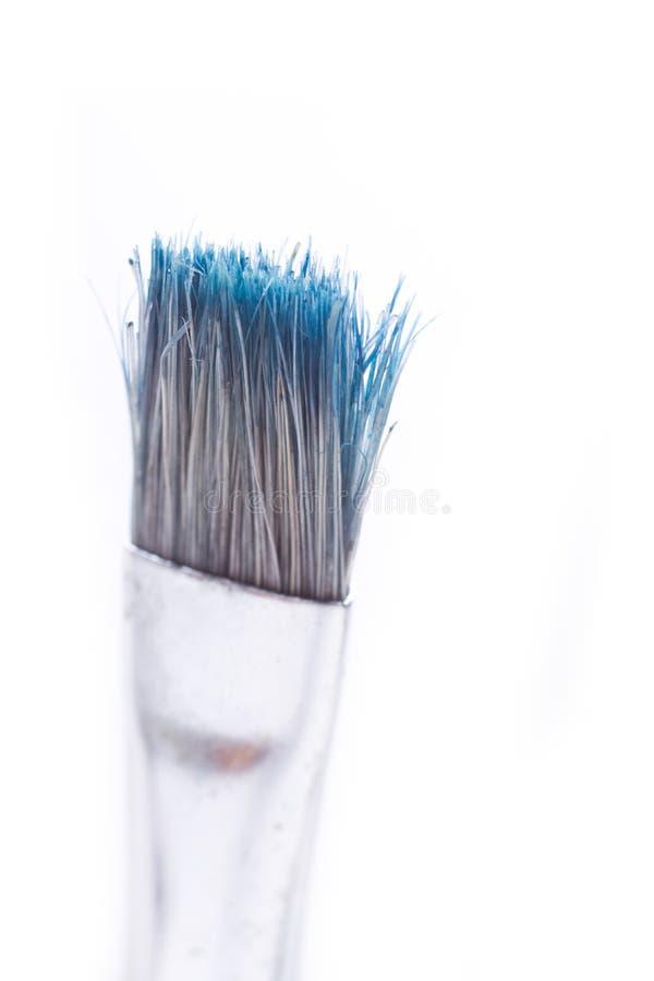 Paintbrushe van de kunstenaar stock foto's