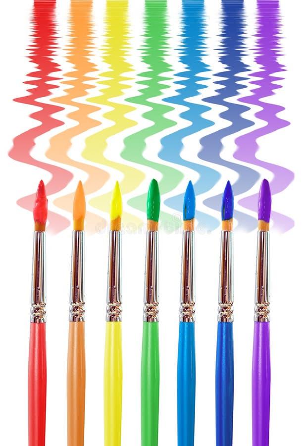 Free Paintbrushes Stock Photo - 4881760