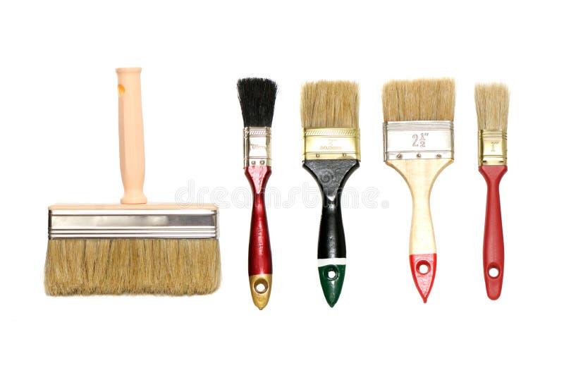 Download Paintbrushes stock photo. Image of decoration, paintbrushes - 7475654