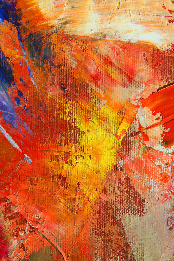 Download Painted Canvas As Background Stock Images - Image: 7953624