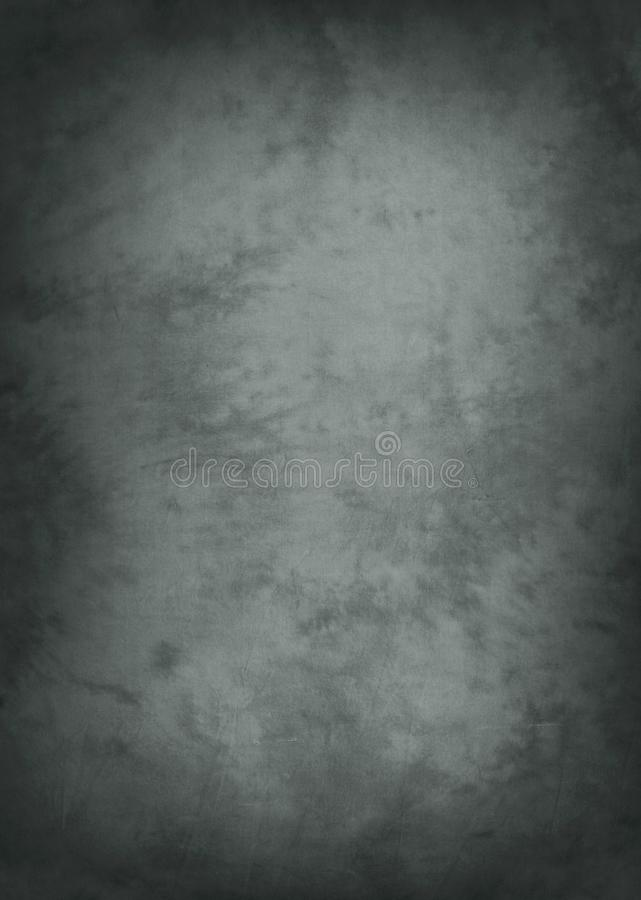 Painted canvas or muslin fabric cloth studio backdrop or background stock photography