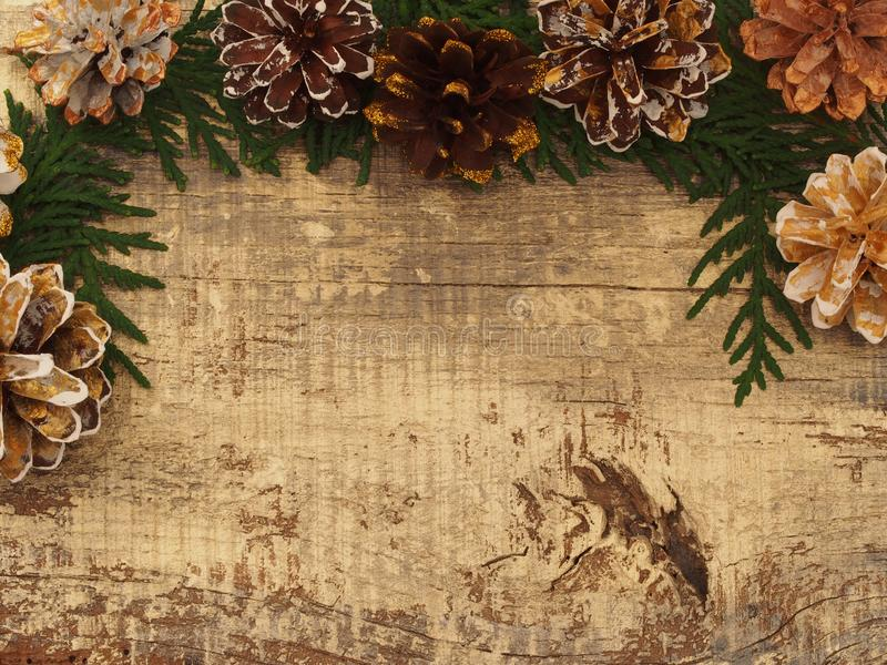 Holiday decoration stock photography