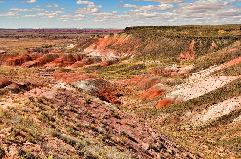 Download Painted Desert Royalty Free Stock Photography - Image: 21523477