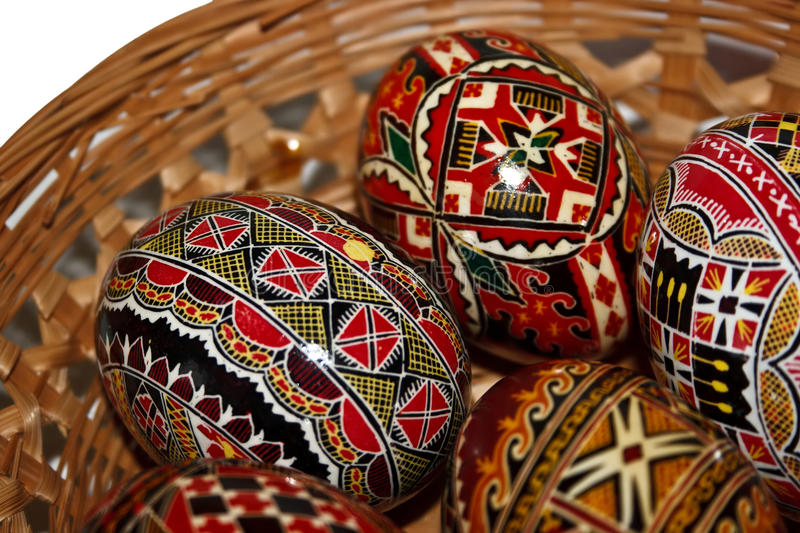 Download Painted Easter eggs 20 stock photo. Image of macro, multicolored - 29618186