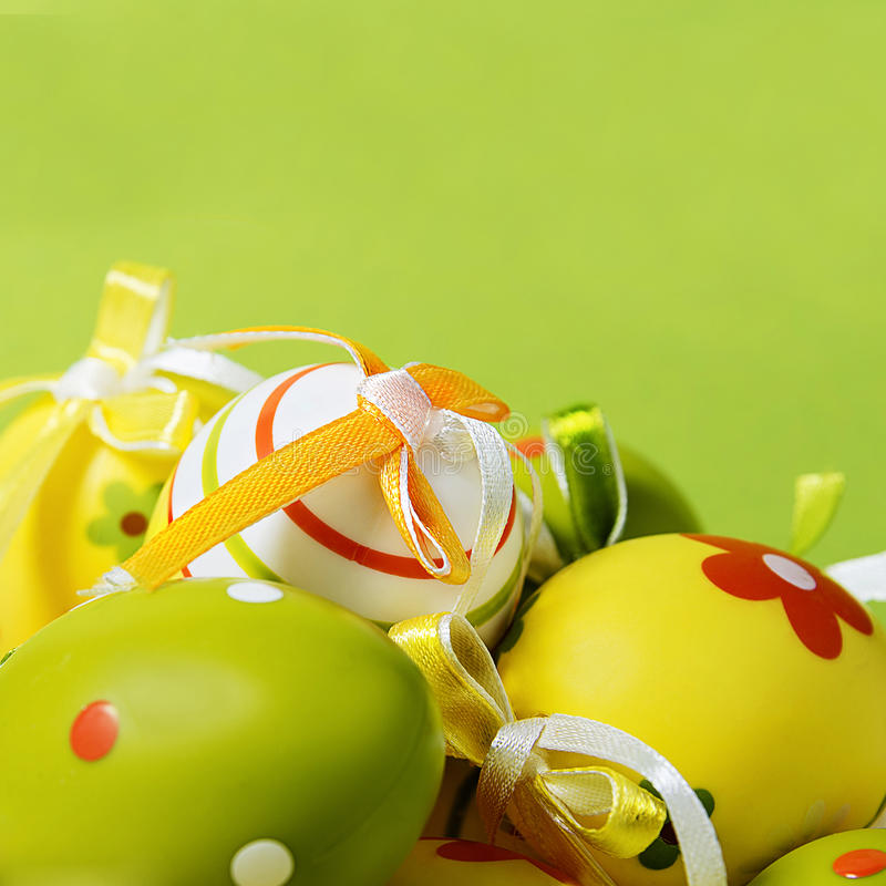 Download Painted Easter eggs stock image. Image of food, eggs - 39109867