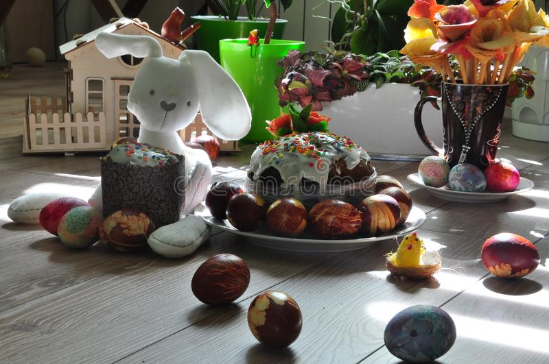Easter Traditions royalty free stock image