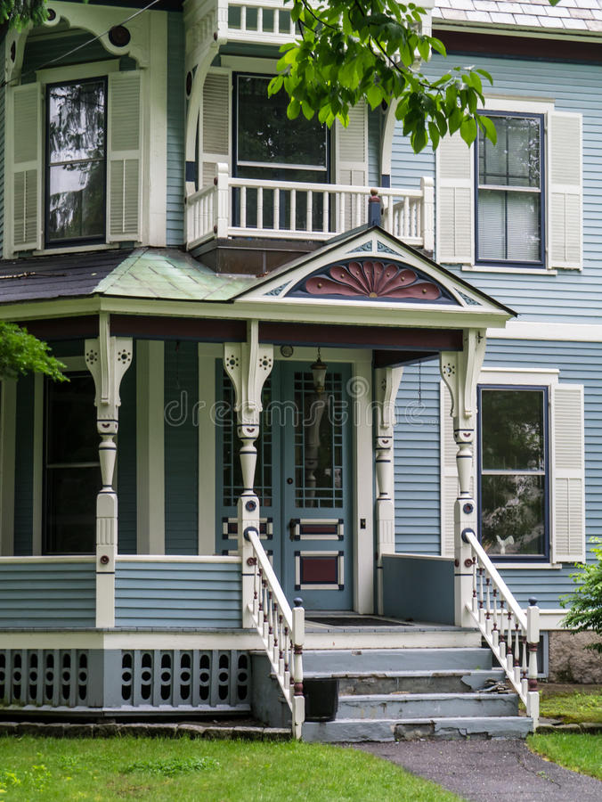 Painted Lady Victorian Home