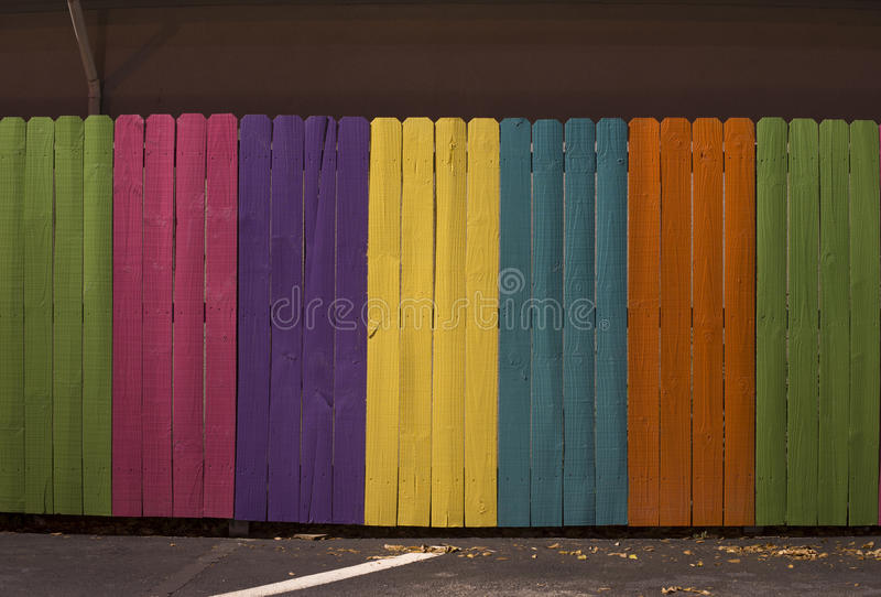 Painted old wood wall Background stock photo