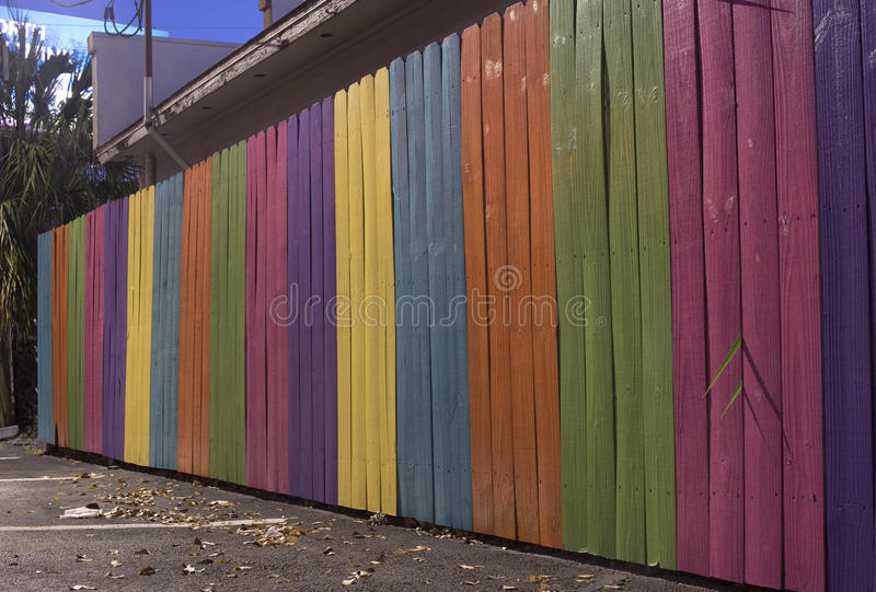 Painted old wood wall Background stock images