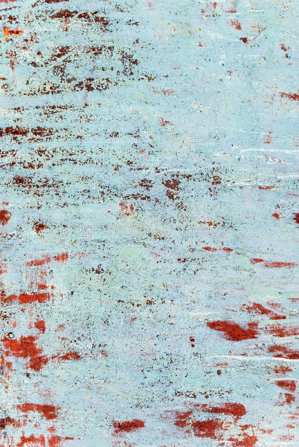 Download Painted Rusty Metal Texture Stock Image - Image: 4071971