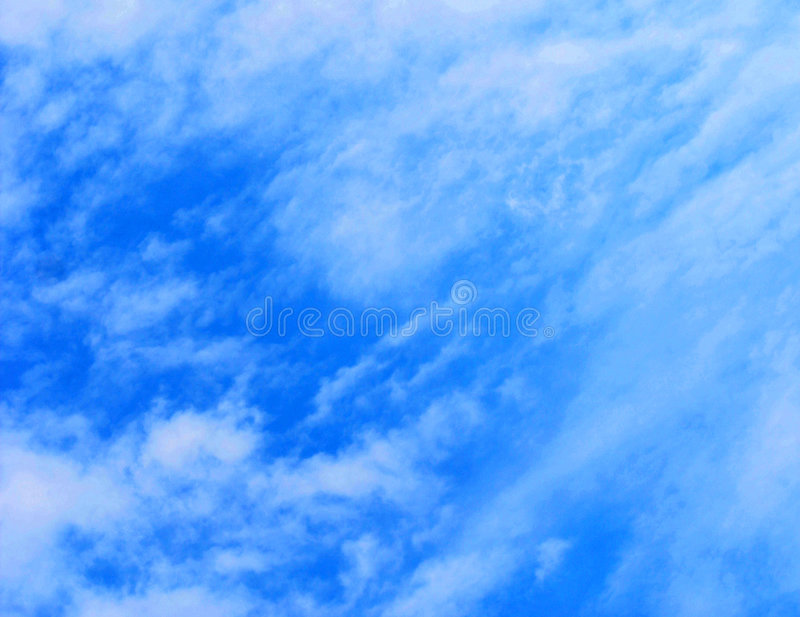 Painted Sky Texture royalty free stock images
