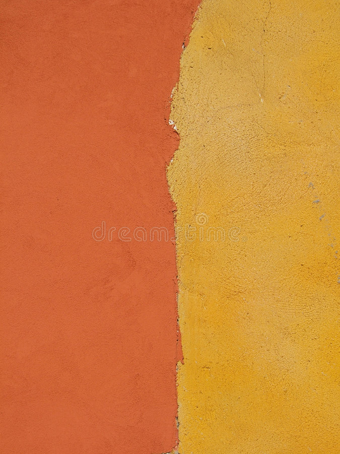 Painted wall royalty free stock photos