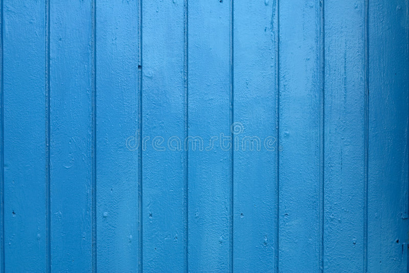 Painted wood. Blue painted wood, Mediterranean colors royalty free stock photo
