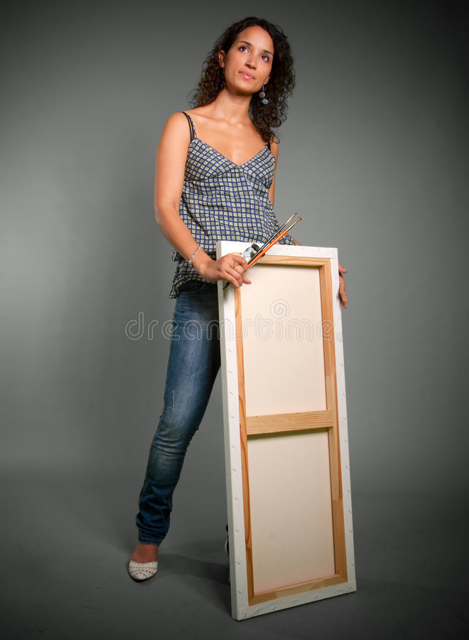 Free Painter Stock Photography - 13763012