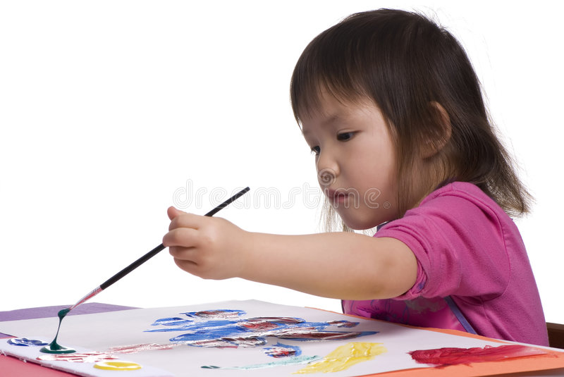 Download Painting 5 stock photo. Image of colors, stroke, drawing - 1824700