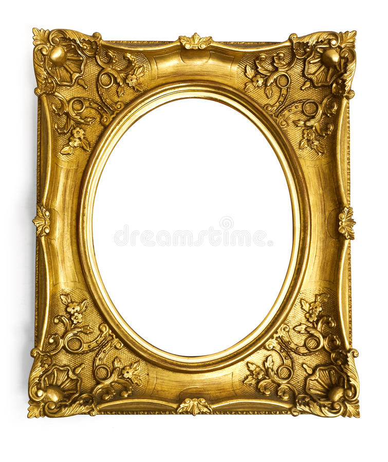 Painting Frame Royalty Free Stock Images