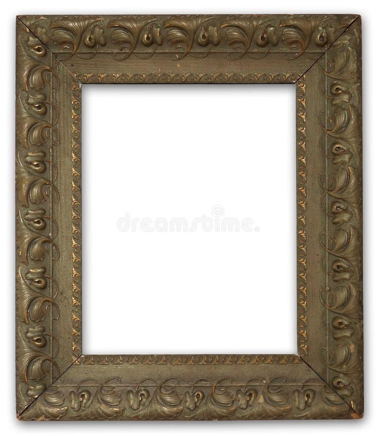 Painting frame. stock photos