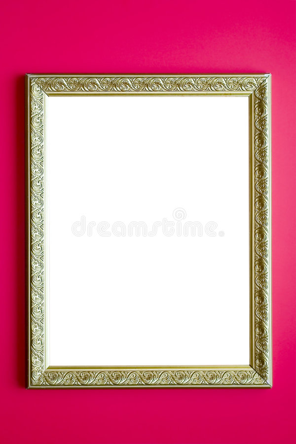 Free Painting On Pink Royalty Free Stock Photography - 792787