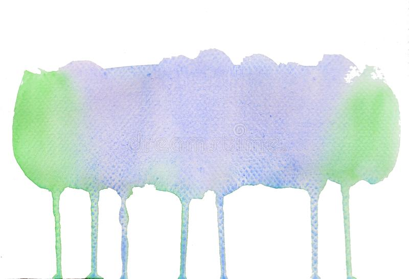 Watercolor texture backgound royalty free stock images