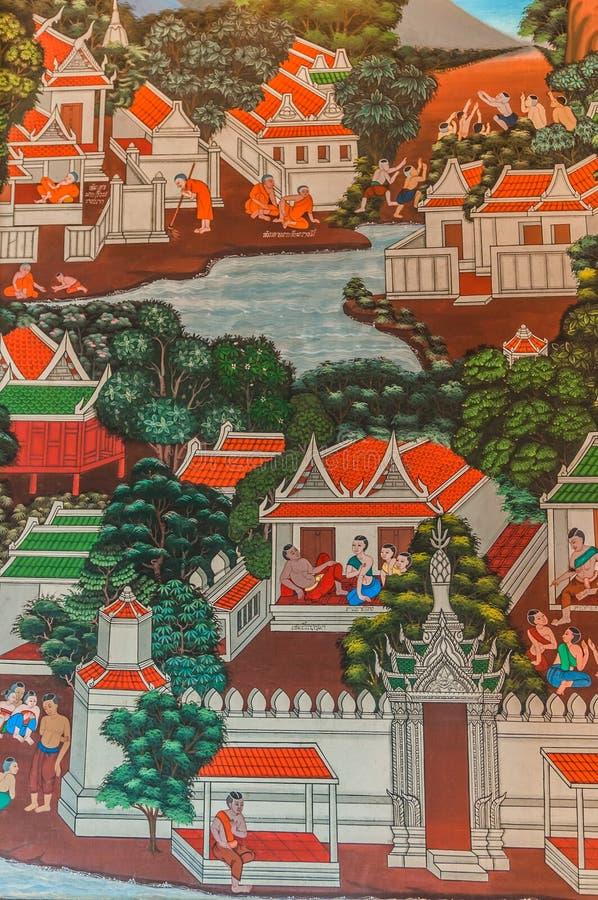 Download Paintings Royal Palace Bangkok Thailand Stock Photo - Image: 28113902