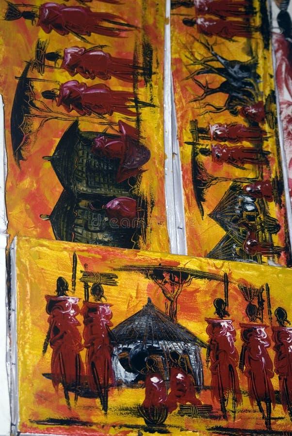 Download Paintings, Stone Town, Zanzibar, Tanzania Editorial Stock Photo - Image: 18196603