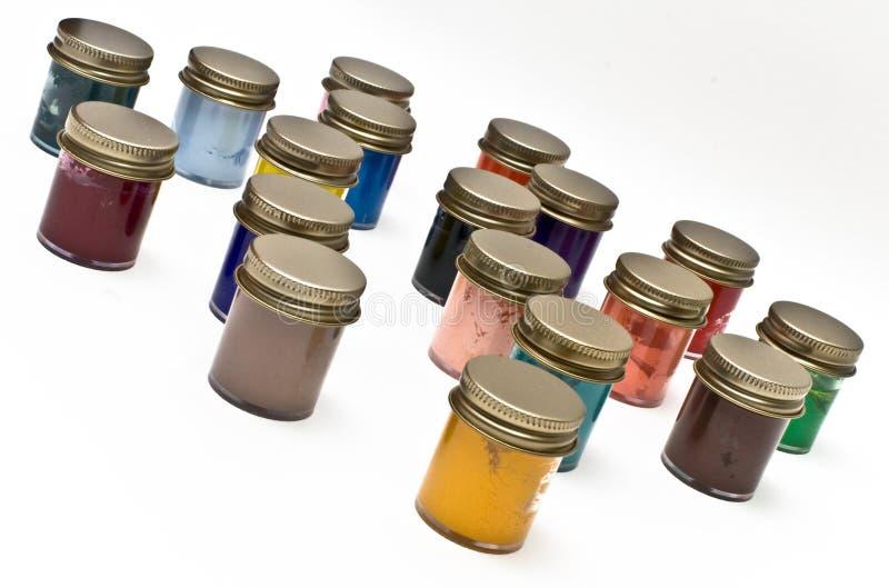 paints στοκ φωτογραφίες με δικαίωμα ελεύθερης χρήσης