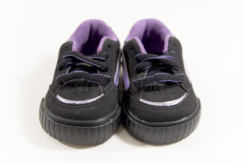 Download Pair of baby shoes stock image. Image of toddler, infant - 459001