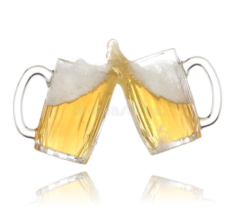 Beer Glasses Clanging