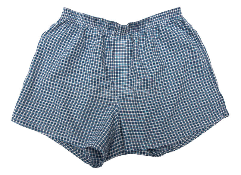 Download A pair of boxer shorts stock image. Image of clothing - 39515275