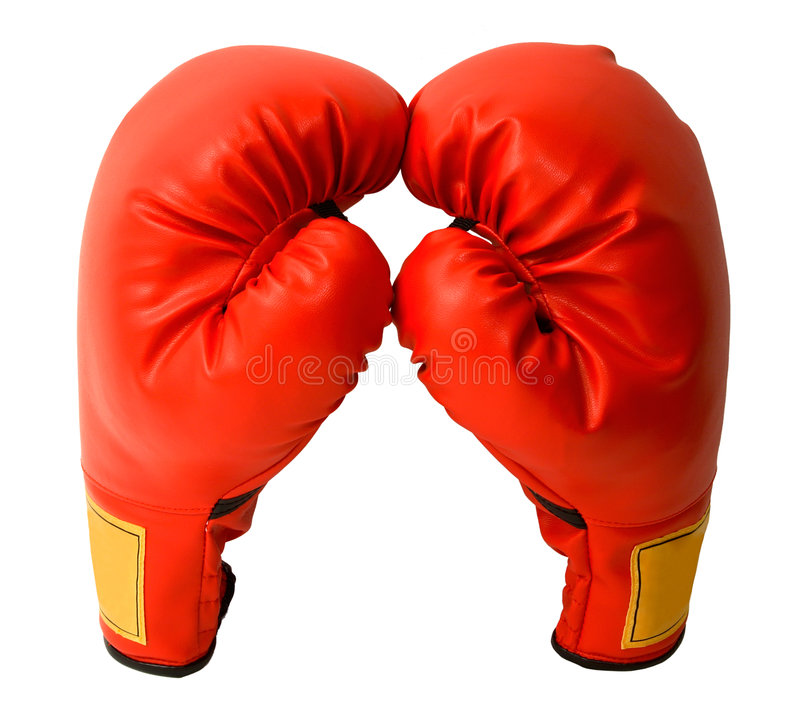 Download Pair of Boxing Gloves stock photo. Image of olympic, activity - 2259046