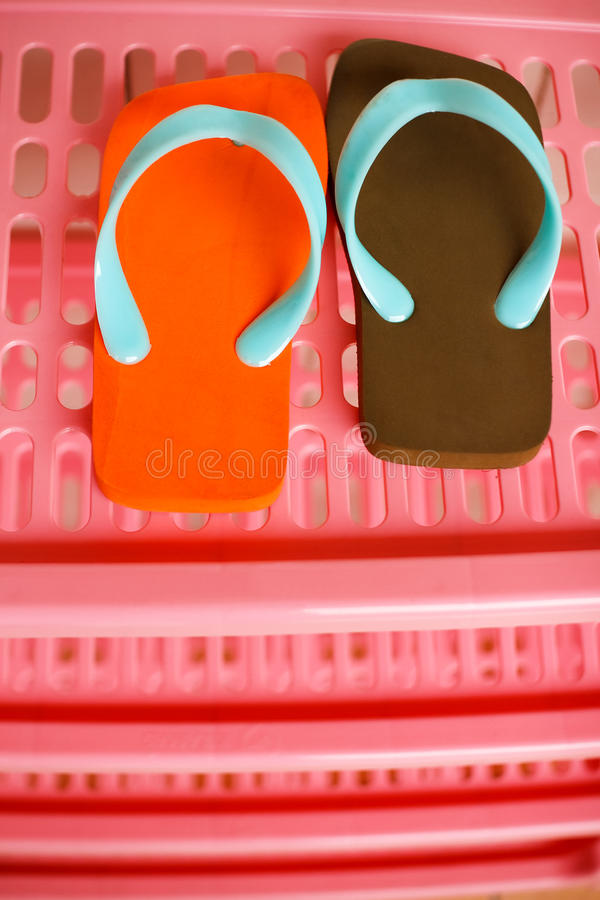 Download A pair of sandals stock image. Image of sandals, pair - 20551841