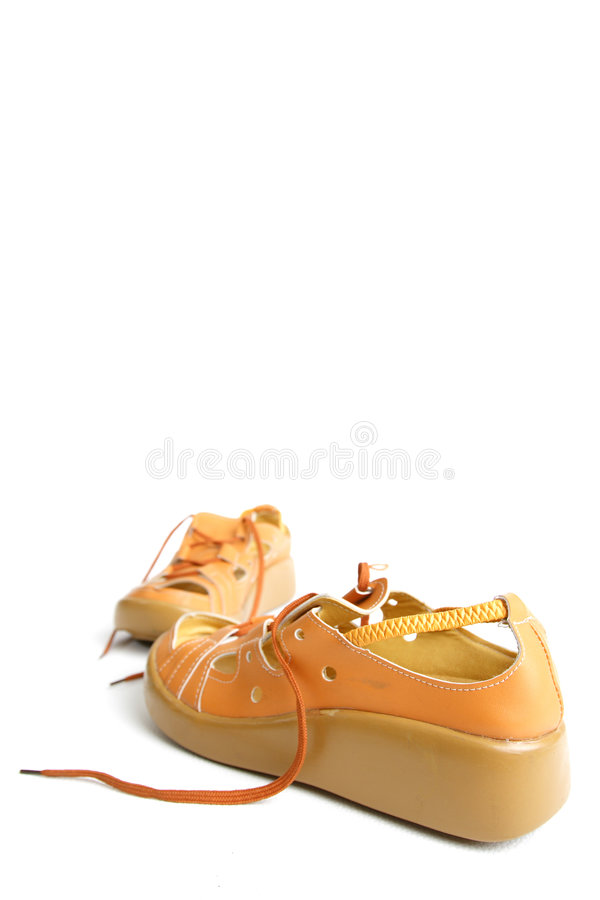 Download Pair of shoes stock image. Image of fashion, second, closeup - 514395