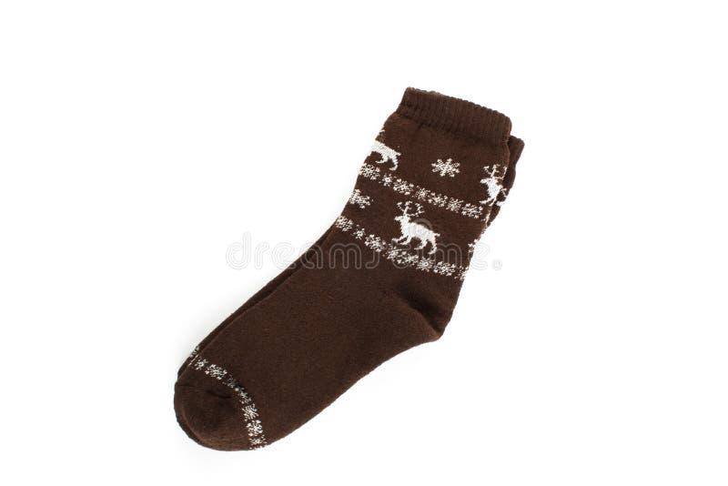 Pair of socks close up stock photo