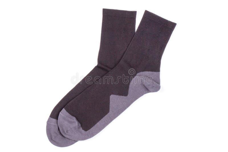 Pair of socks stock photos