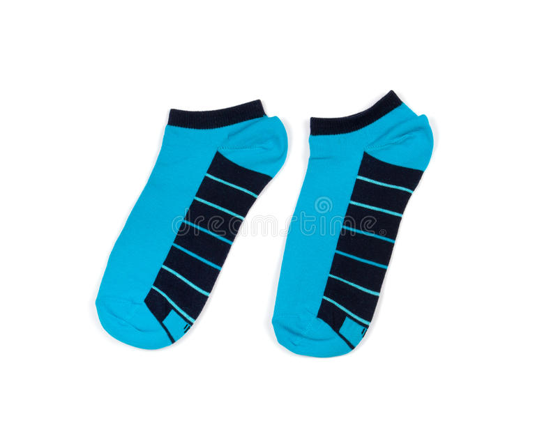 Pair of socks stock photography