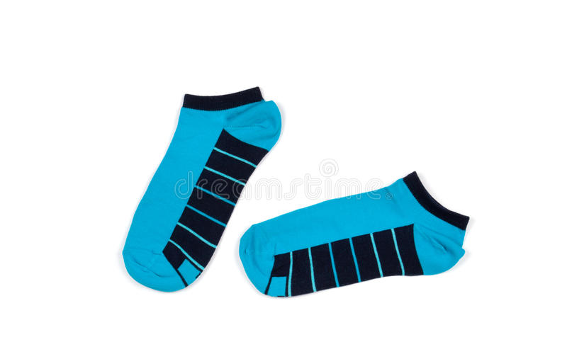 Pair of socks royalty free stock photography