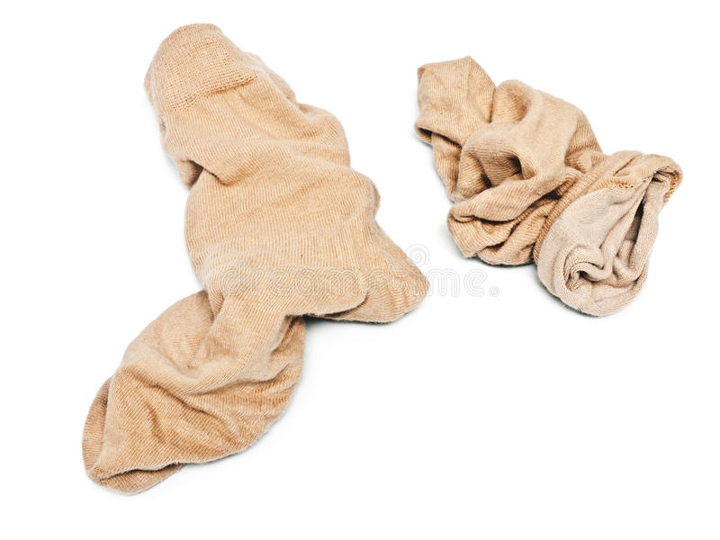 Pair of stockings royalty free stock photography